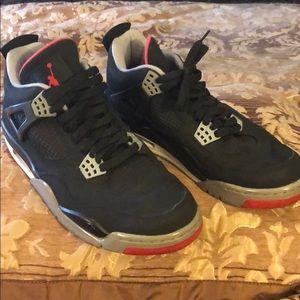 Used Jordan 4 US 9.5 Men's